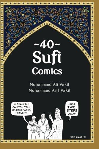 40 Sufi Comics: Volume 1