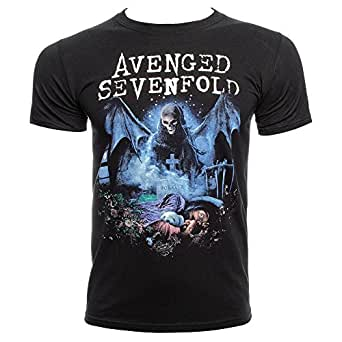 Official TShirt AVENGED SEVENFOLD Recurring Nightmare S