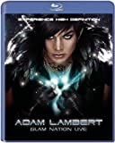 Glam Nation Live [Blu-ray] an album by Adam Lambert
