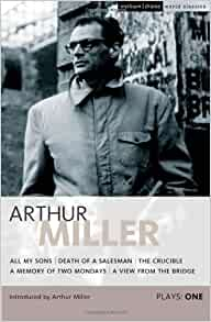 the front vs the crucible In his essay realism and intelligence: some notes on arthur miller, albert hunt describes the peculiar version of realism miller uses in the crucibleit's a kind of realism that is not based on historical accuracy, but on making characters seem as lifelike as possible.