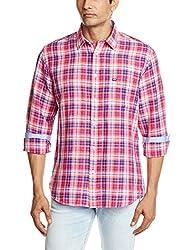 Arrow Sports Men's Casual Shirt (8907259825359_ASRS3250_40_Medium Multicolor)