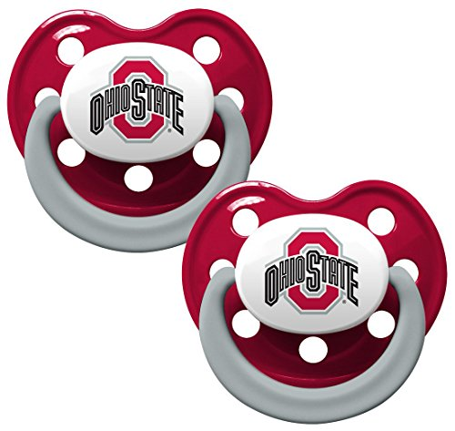 Baby Fanatic Pacifier, Ohio State University - 1