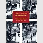 Paris Stories   [Mavis Gallant]