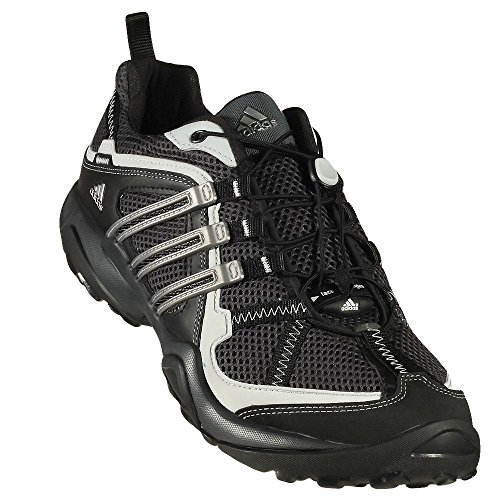 Adidas - Hydrospider - G19026 - Colore: Argento-Nero - Taglia: 46.6
