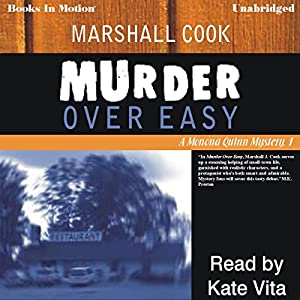 Murder Over Easy Audiobook