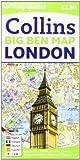 London Big Ben Map