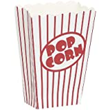 8 x popcorn party boxes