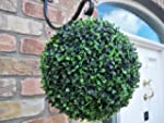 2 Best Artificial Boxwood Buxus Topia...