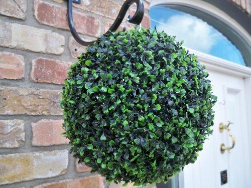 best-artificial-siepi-decorative-sempreverdi-buxus-modellate-a-sfera-28-cm-confezione-da-2