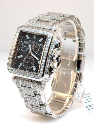 Joe Rodeo Unisex Madison Diamond Watch 10.25ct