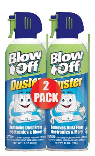 blow off air duster 2 10z cans. Black Bedroom Furniture Sets. Home Design Ideas