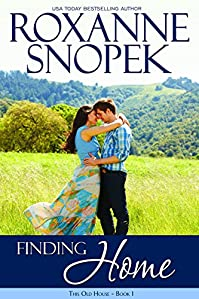 Finding Home by Roxanne Snopek ebook deal