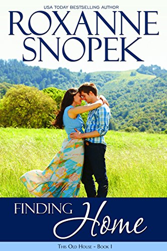 Finding Home by Roxanne Snopek