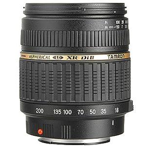 Tamron Objectif AF 18-200mm F/3,5-6,3 XR Di II LD Asphèrique IF Macro Nikon