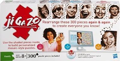 Ji Ga Zo 300 Piece Puzzle - Sepia by Hasbro