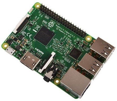 Raspberry Pi3 Model B (Element14)