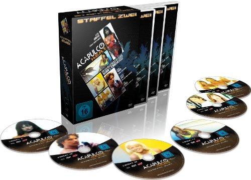 Acapulco H.E.A.T. Staffel 2 [4 DVDs]