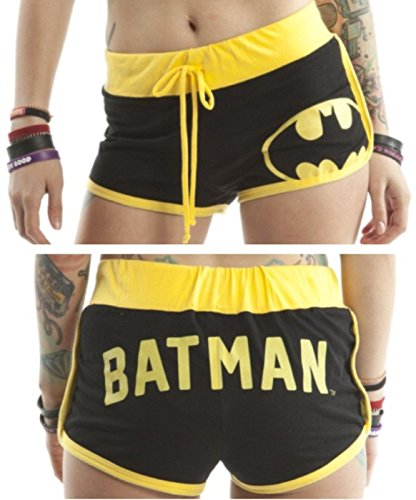 Extra Large Batman Booty Shorts XL