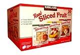 Kirkland Real Sliced Freeze-Dried Fruit Snacks Variety Pack