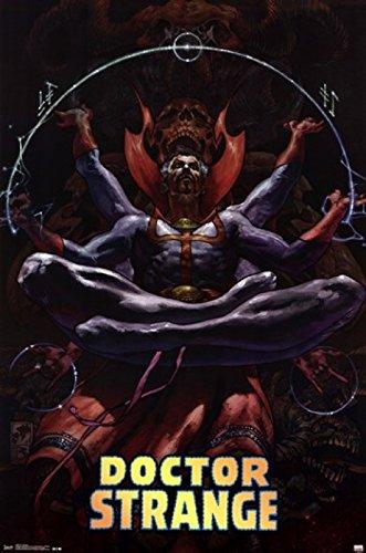 Dr. Strange 22x34 Poster