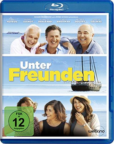Unter Freunden [Blu-ray]