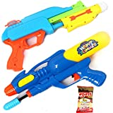 Holi Water Gun - Holi Gifts Set Of 2 Air Pressure Guns