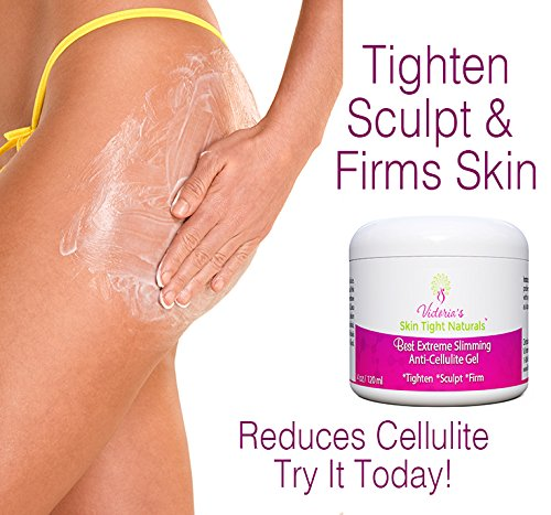 Tighten and Sculpt Anti Cellulite Cream