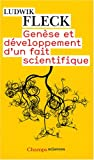 Genèse et développement d'un fait scientifique (French Edition) (2081214830) by Bruno Latour