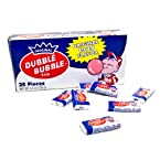 Boxed Dubble Bubble Gum