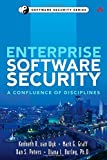 img - for By Kenneth R. van Wyk Enterprise Software Security: A Confluence of Disciplines (Addison-Wesley Software Security Series) (1st Frist Edition) [Paperback] book / textbook / text book