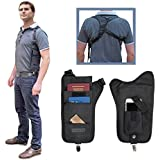 SIMBATEC Body Safe long version / SECURITY-holster - the ORIGINAL - new and improved version