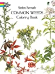 Common Weeds Coloring Book