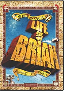 Monty Python's Life Of Brian - The Immaculate Edition from Sony Pictures Home Entertainment