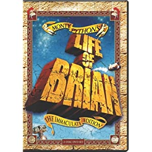 monty python and the life of