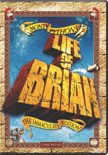 Cover art for  Monty Python's Life Of Brian - The Immaculate Edition