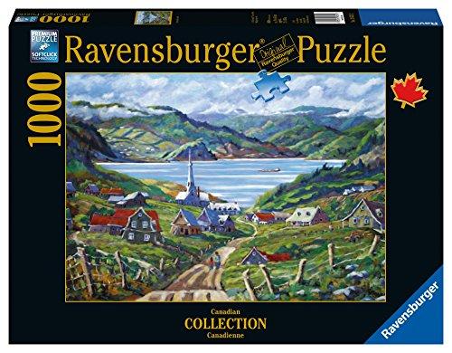 Ravensburger Charlevoix, Quebec Canadian Collection Canadienne Puzzle (1000-Piece) (Ravensburger Canada compare prices)