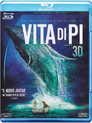 Vita Di Pi 3D (2 Blu-Ray)