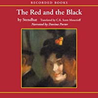 The Red and the Black (       UNABRIDGED) by Stendhal Narrated by Davina Porter