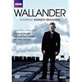 Wallander Faceless Killers/The Man Who Smiled/The Fifth Womanby Kenneth Branagh