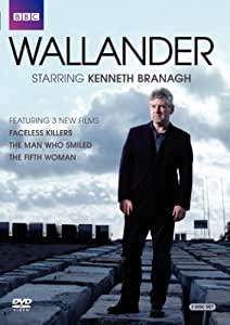 Amazon.com: Wallander (Faceless Killers / The Man Who Smiled / The
