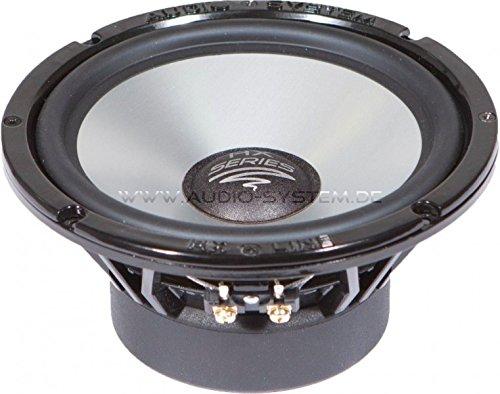 AUDIO sYSTEM eX165DUST aUDIO sYSTEM haut-parleur basse-médium/paire)