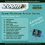 Karaoke - Zoom Platinum Artists Serie...