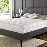 Sleep Master Ultima® Comfort 12 Inch Euro Box Top Spring Mattress, Queen