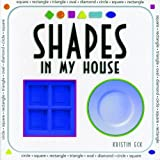 Shapes in My House (Look-And-Learn Books) [Board book]