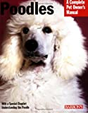 Poodles (Barrons Complete Pet Owners Manuals)