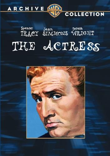 Cover art for  The Actress