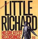 echange, troc Little Richard - His Greatest Recordings