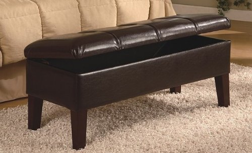 4D Concepts 443745 Bench, Brown