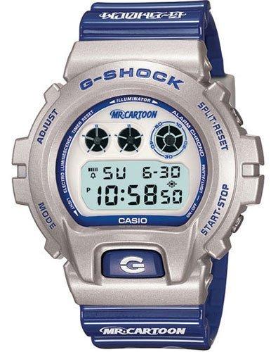 Casio DW6900mrc-8