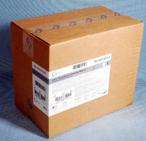 BOX OF 5 KCI V.A.C. VAC Granufoam THERAPY DRESSING Medium M8275052/5 Exp 2017 (Pore Vac compare prices)